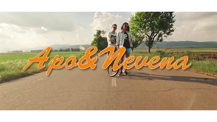 Apo & Nevena - А сега се усмихни (official Teaser Video)