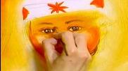 S05 Радостта на живописта с Bob Ross E12 - Индиянско момиче ღобучение в рисуване, живописღ