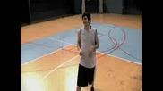 Signature Moves - Ricky Rubio - euro step