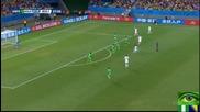 Нигерия 1 – 0 Босна и Херцеговина // F I F A World Cup 2014 // Nigeria 1 – 0 Bosnia // Highlights