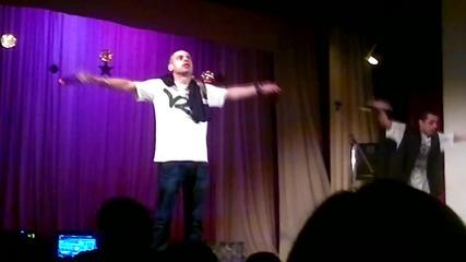 Костадинов a.k.a Тариката - Аз не съм Rapstar (oфициално Видео)