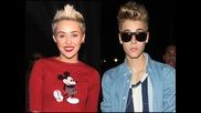 Justin Bieber ft. Miley Cyrus- Twerk
