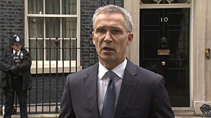 UK: NATO's Stoltenberg has 'serious concerns' about Turkey's Syria offensive