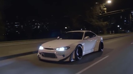 Snoop Dogg Ft. 2pac - All The Way Up T.m.k Remix - Nissan Silvia S15 Showtime