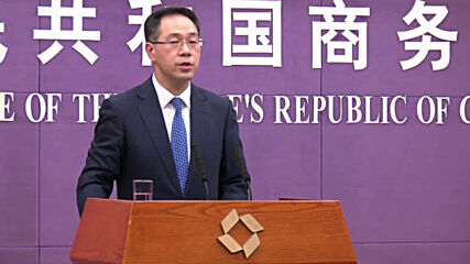China: Ministry of commerce spox discusses e-commerce after record Alibaba fine