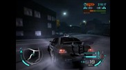 Need for speed carbon Pursuit
