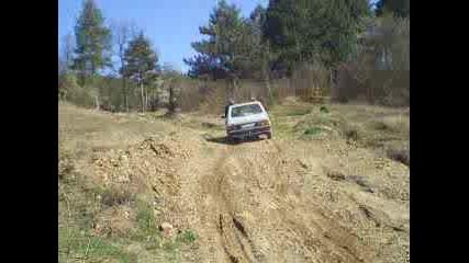 Off - Road - Fiat Ritmo 1