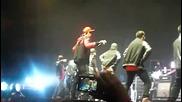 Джей Би танцува макарена ;д ( Барселона - 06.04.2011 )