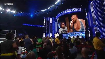 Вики Гереро Оговаря мач на Даниел Браян, Райбак се завръща на ринга.. - Разбиване 30/08/13