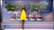 Прогноза за времето (13.09.2015 - централна)