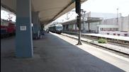Потегляне от гара Солун