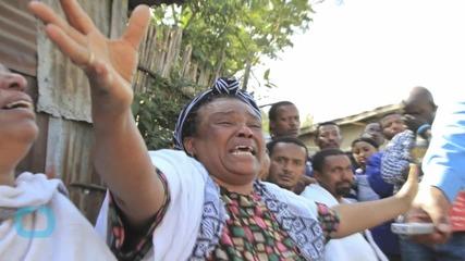 Pope Condemns Killings of Ethiopian Christians in Libya