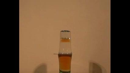 Трик с уиски и вода !!!