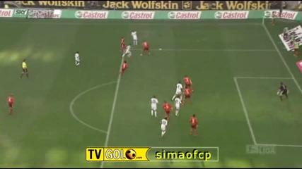 2009 8 23 Wolfsburg - Hamburg 1 - 2