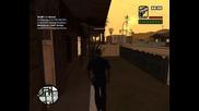 Моят сървър с хамачи на Gta San Andreas