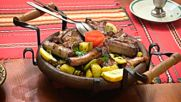 За месото - шеф Манчев в Кошмари в кухнята