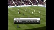 Fifa 12 - Goal on Messi