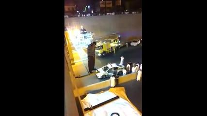 Как да спасите самоубиец в Саудистка Арабия