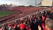 Купата е червена-цска-монтана,финал 2016г.