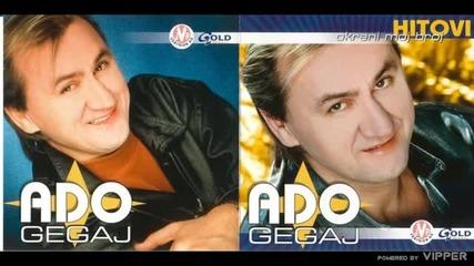 Ado Gegaj - Lagao sam te - (Audio 2002)