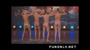 Швейцария Търси Таланти - Учасниците се явиха голи