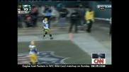 """Американски футбол: """"Грийн Бей"""" отстрани """"Филаделфия"""" с 21:16 в плейофите"""