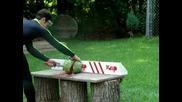 Нож с повишен смъртоносен ефект