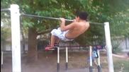 Street Fitness - Ямбол 2012 !