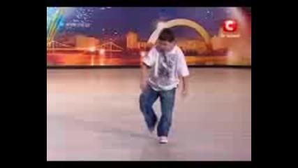 9 годишен танцьор