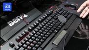 Нереално яка клавиатура - Epic Gear на Gamescom 2013