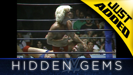 Ric Flair clashes with Harley Race in rare WWE Hidden Gem from 1983 (WWE Network Exclusive)
