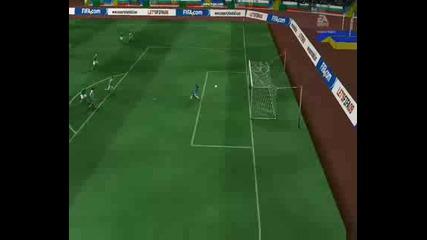 Fifa 09 Bulgaria - Ireland