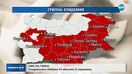 Новините на NOVA (23.01.2019 - следобедна емисия)