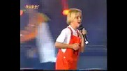 Aaron Carter - Crush On You (Live)
