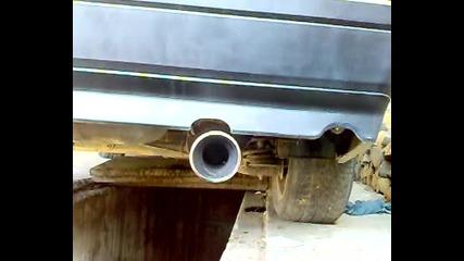 alfaromeo 33 remus exhaust system