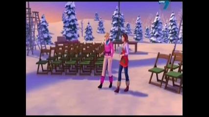 Барби:Перфектна Коледа Бг Аудио/качени - 7 части/