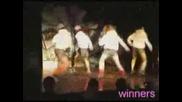 Korean winners Girls  - Hip Hop dance