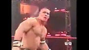 John Cena Vs Umaga Vs Kali