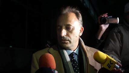 Венци Живков: Съдиите не ни позволиха да играем