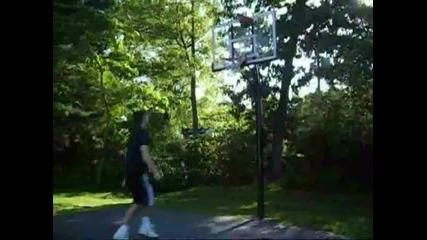 Impossible Basketball Shots
