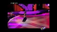 Вип денс: Танцът на съдийката Галена Великова