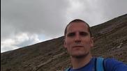Изкачване и слизане от връх Ботев за 1 ден пеша+тичане (7 часа, 2376 н.в. 21 Май)