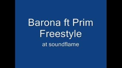 Barona ft Prim - Freestyle