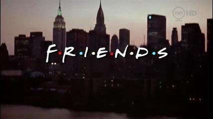 Приятели Сезон 1 Епизод 3