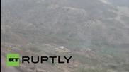 Saudi Arabia: Houthi forces destroy Saudi tanks on Yemeni border