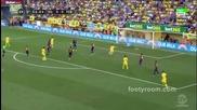 Младок измъкна Барса! 31.08.2014 Виляреал - Барселона 0:1
