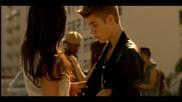 Justin Bieber - Boyfriend ( Официално видео ) + Превод