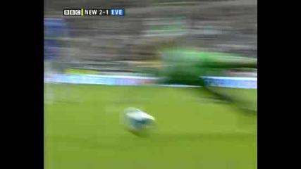 Newcastle Emre - Everton 2 - 1