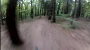 Роб Смит на Витоша - Ram bikes