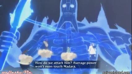 - Madara Vs The 5 Kages